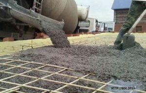 Какие используются добавки в бетон?