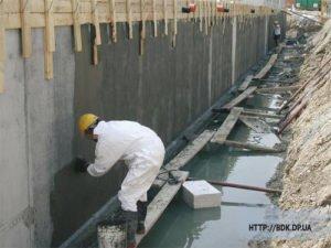 бетон вода Днепропетровск