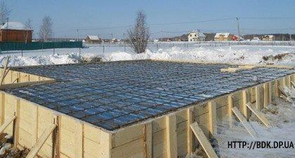 бетон противоморозный