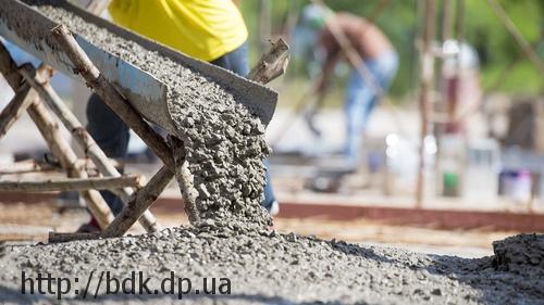 Доставка бетона в Днепропетровске
